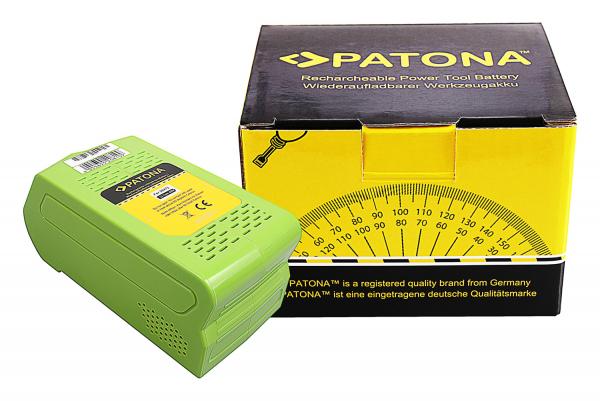 Acumulator Patona pentru Greenworks 20302 2601402 29302 29462 29472 29282 40V / 4000mAh 0