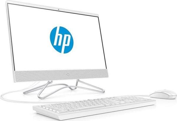 HP All-in-One 24-f0025ng Snow White AMD A9-9425, 2x 3.10GHz, 8GB DDR4, 256GB SSD, AMD Radeon R5 0
