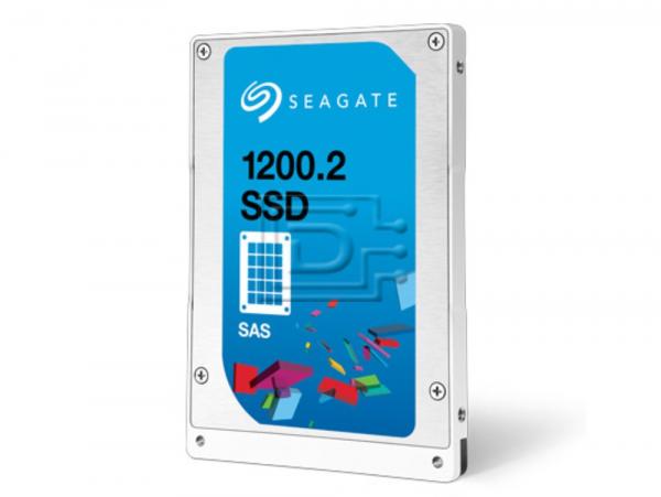 Seagate 400GB 2.5 SAS 12G eMLC SED SSD - PRODUS NOU [0]