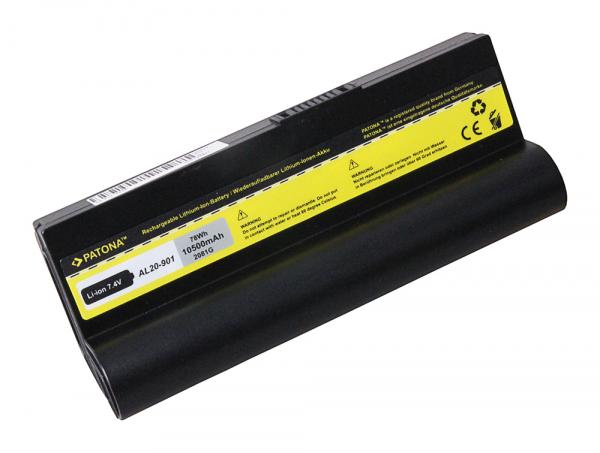 Acumulator Patona pentru ASUS Eee PC 901 904 904HD 1000 10500mAh 2
