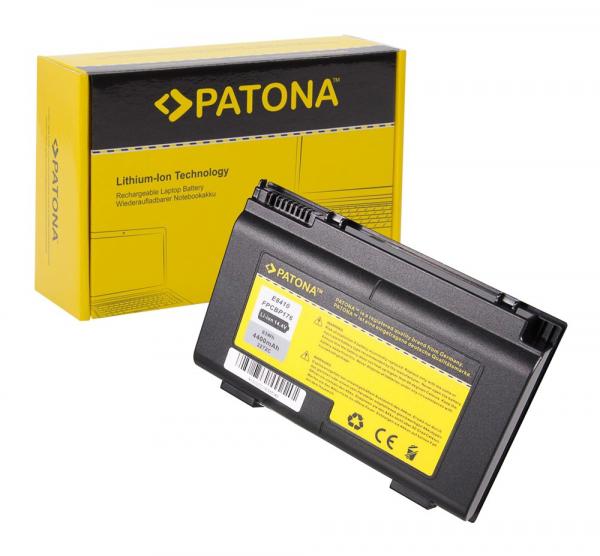 Acumulator Patona pentru Fujitsu-Siemens E8410 E8420 N7010 NH570 A1220 A6210 AH530 4400 mAh 1