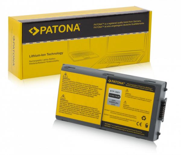 Acumulator Patona pentru MAXDATA Pro 5000 Pro 5000T Pro 5000X Pro 7100 Wistron NEC MS2103 [0]