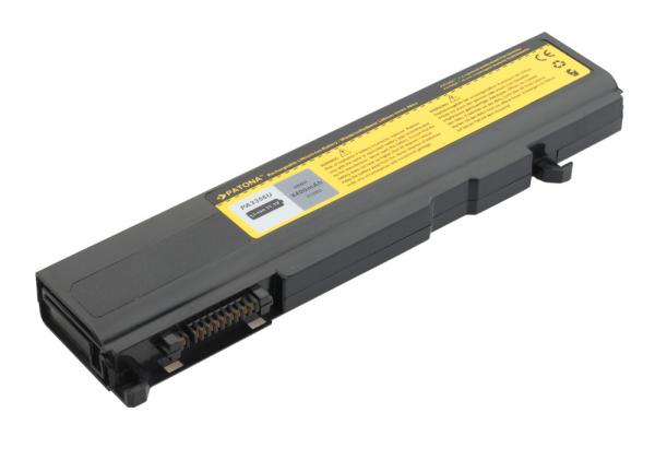 Acumulator Patona pentru Toshiba Qosmio F20 F25, Satellite A50 A55 4400mAh 0
