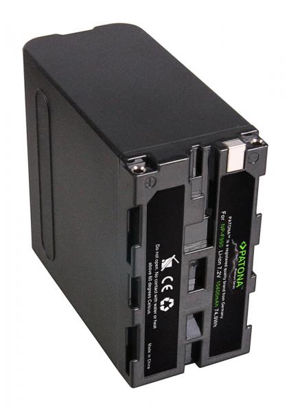 Acumulator Patona Premium pentru Sony NP-F990 CCD CCDSC5 CCD-SC5 CCDSC55 CCD-SC55 CCDSC65 1