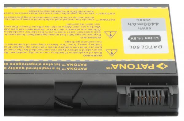 Acumulator Patona pentru Acer Travelmate 290 Aspire 9010 9100WLMi 9101WLMi [2]
