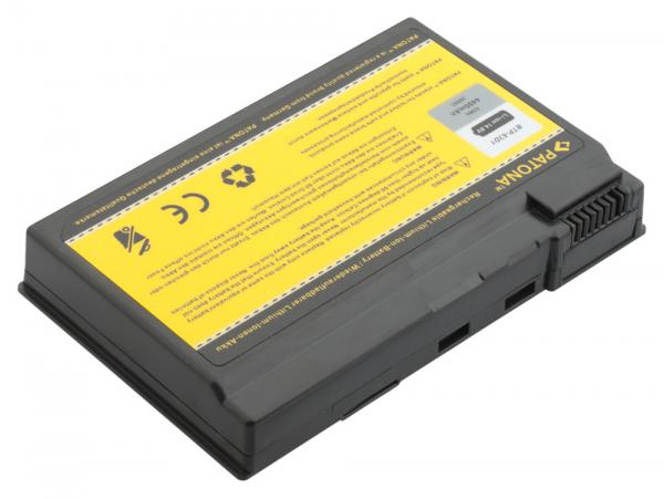 Acumulator Patona pentru Acer Aspire 3020 Aspire 3020LMi 3020WLMi 3021WLMi 1