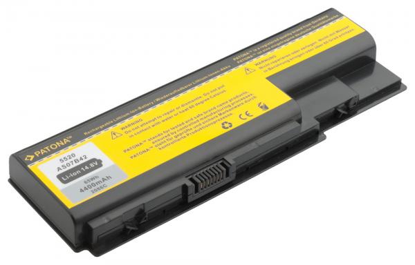 Acumulator Patona pentru Acer Aspire AS0B741 14 Aspire 5310 7220 8930 1