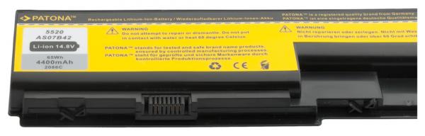 Acumulator Patona pentru Acer Aspire AS0B741 14 Aspire 5310 7220 8930 2