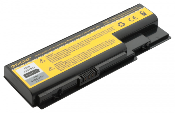 Acumulator Patona pentru Acer Aspire ASOB741 Aspire 5310 5720 5920 5920658 [1]
