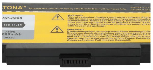 Acumulator Patona pentru Advent Siemens Amilo K7600 8089 8389 8889 8089P 2