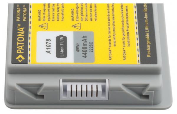 Acumulator Patona pentru Apple A1045 Powerbook A1106 M8980J / A M8980JA 2