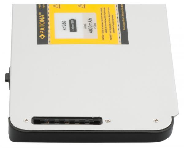 Acumulator Patona pentru Apple A1280 Polimer MacBook A1278 Unibody Aluminum 2