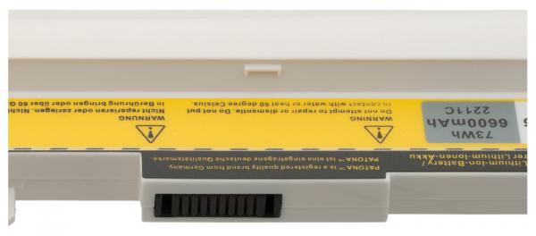 Acumulator Patona pentru Asus 1005 alb EEE PC 1005 1005H 1005HA 1005HAA 2