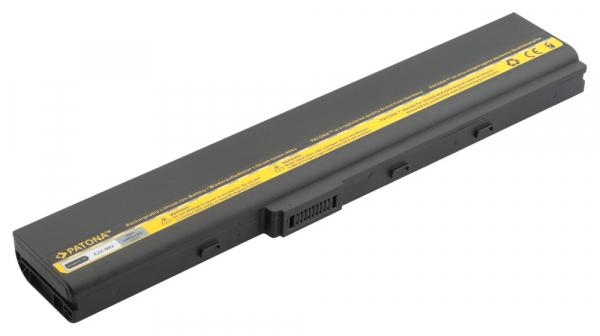 Acumulator Patona pentru Asus A32-N82 A A40J A40JA A40JE A40JP A42 A42D 1