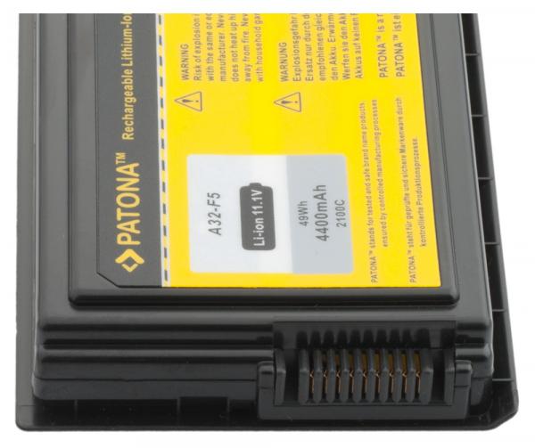 Acumulator Patona pentru Asus A32 F5 F5 F5C F5GL F5M F5N F5R F5RI F5SL F5Sr 2