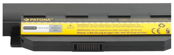 Acumulator Patona pentru Asus K55 A A45D A45DE A45DR A45N A45V A45VD A45VG [2]