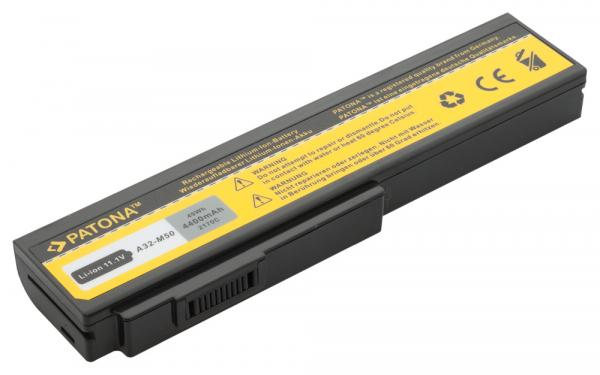 Acumulator Patona pentru Asus A32-M50 G50 G50VT G60 G60VX G60VXRBBX05 1