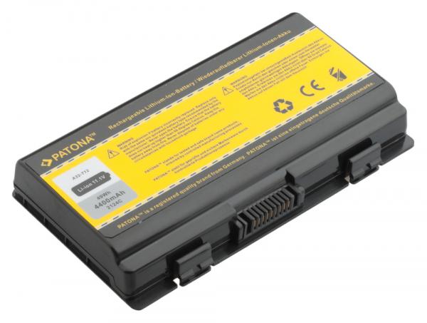 Acumulator Patona pentru Asus A32-X51 A32-T12J A32-XT12 T12 T12C T12Er T12Fg 1