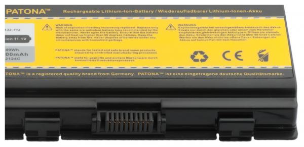 Acumulator Patona pentru Asus A32-X51 A32-T12J A32-XT12 T12 T12C T12Er T12Fg 2