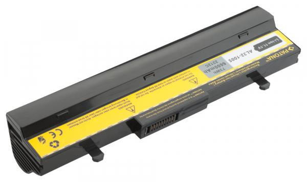 Acumulator Patona pentru Asus 1005 negru EEE PC 1005 1005H 1005HA 1005HAA 1