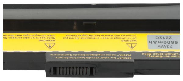 Acumulator Patona pentru Asus 1005 negru EEE PC 1005 1005H 1005HA 1005HAA [2]