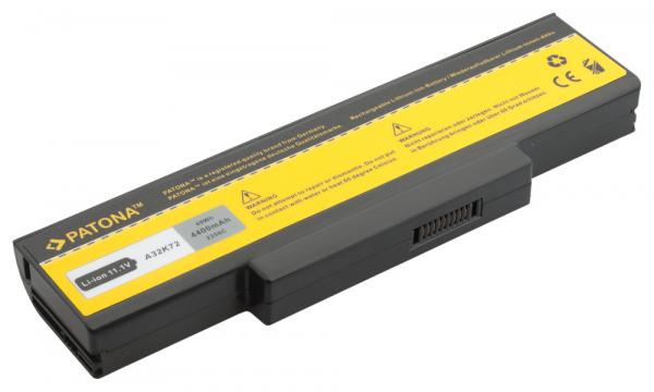 Acumulator Patona pentru Asus A32-K72 K72 K72DR K72DY K72F K72JK K72JR K72JT [1]
