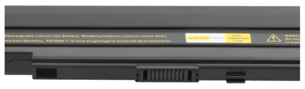 Acumulator Patona pentru Asus A42-UL30 4400mAh UL30A UL30AA1 UL30A-A1 2