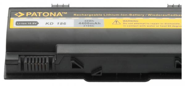 Acumulator Patona pentru Dell 1300 B120 B130 Inspiron 1300 120L B120 B130 2