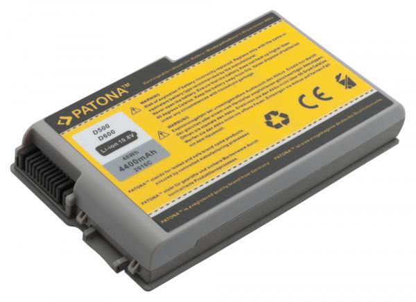 Acumulator Patona pentru Dell D500 Inspiron 500M 505M 510M 600M D500 1