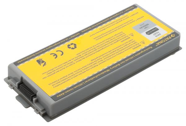 Acumulator Patona pentru Dell D810 Latitude D810 D810 Precision M70 1
