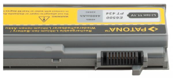 Acumulator Patona pentru Dell E6400 E6500 trebuie să se potrivească la E6410 W1193 și PP30L 2
