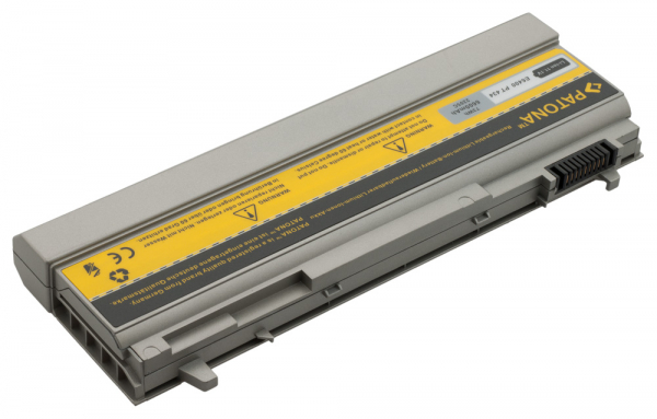 Acumulator Patona pentru Dell E6400 E6500 trebuie să se potrivească la E6410 W1193 și PP30L [1]