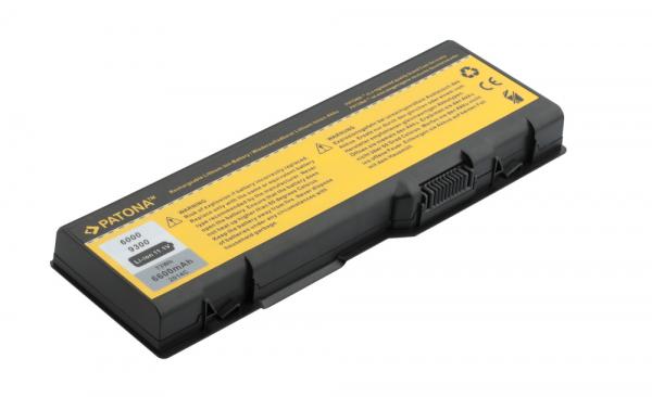 Acumulator Patona pentru Dell 6000 Inspiron 6000 9200 9300 E1505n E1705 XPS 1