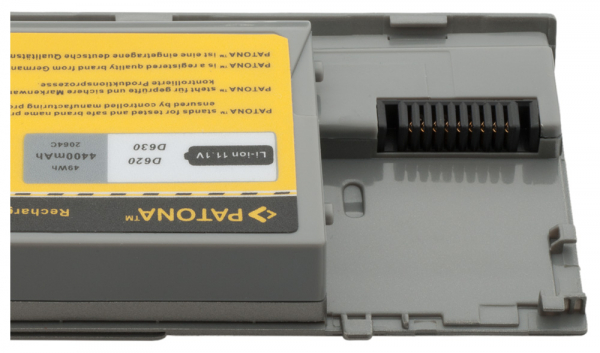 Acumulator Patona pentru Dell D620 D630 TG226 [2]