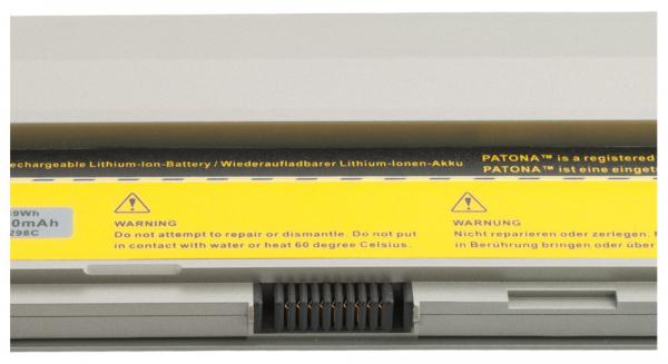Acumulator Patona pentru Dell E4200 Latitude E4200 E4200N 2