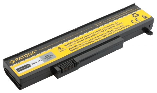 Acumulator Patona pentru Gateway SQU-719 M M-14 M1400 M-1400 M1408j M-1408J [1]