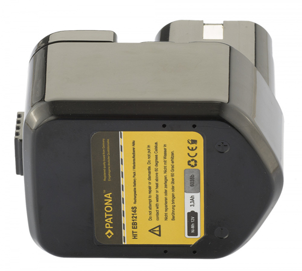 Acumulator Patona pentru Hitachi EB 1214S C 5D EB 1214S CD CD 4D EB 1214S CL CL 13D EB 2