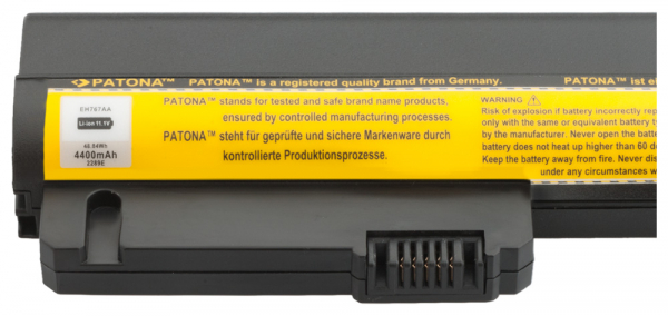 Acumulator Patona pentru HP EH767AA 2510 2533t EH767AA 2510 Compaq 2400 2