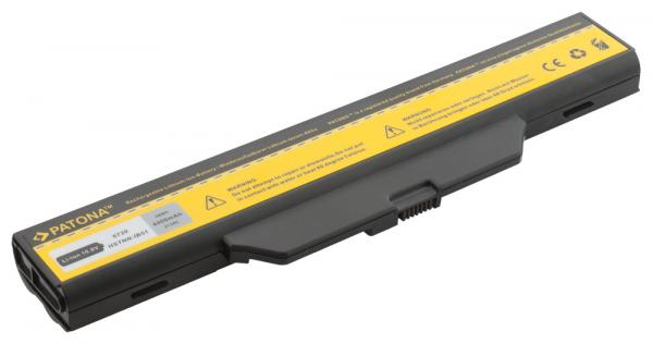 Acumulator Patona pentru HP 6730s 6735s Compaq HP550 HP-550 HP6700 HP-6700 1