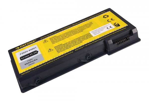 Acumulator Patona pentru HP Pavillion N5000 Omnibook XE3 XE3B XE3C XE3GC 1