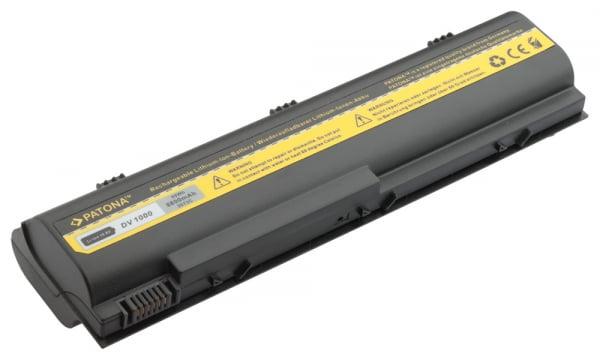 Acumulator Patona pentru HP Business Notebook DV1000 b1000 nx4800 nx7100 1