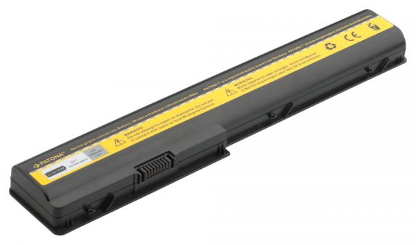 Acumulator Patona pentru HP DV7 DV8 Pavilion 1140eb dv7 Seria dv7 / CT 1