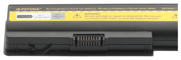 Acumulator Patona pentru HP DV7 DV8 Pavilion 1140eb dv7 Seria dv7 / CT 2