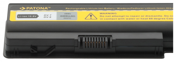 Acumulator Patona pentru HP DV7 Pavilion DV7 DV7 1140eb dv7 / CT DV71000 2