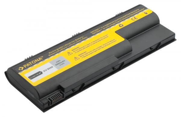 Acumulator Patona pentru HP DV8000 Pavilion dv8000 dv80xxus dv8100 dv8200 1