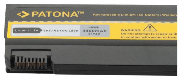 Acumulator Patona pentru HP HSTNN-I44C Compaq 6530b 6535b 6730b 6735b 2