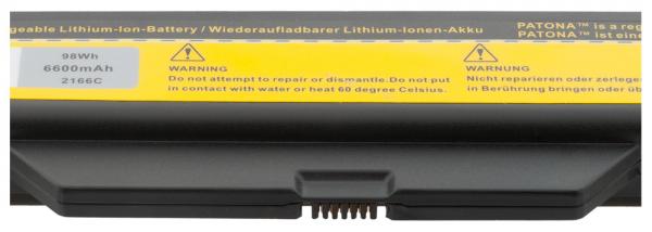 Acumulator Patona pentru HP 4510 HSTNN-IB88 Probook 4510S 4510S / CT 4510SCT 2