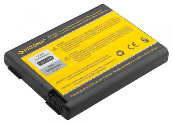 Acumulator Patona pentru HP ZV5000 Pavilion V5103AP V5187EA ZD8200 ZD8201AP 1