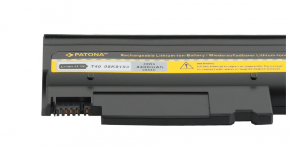 Acumulator Patona pentru IBM T40 ThinkPad R50 R51 T40 T41 T42 [2]