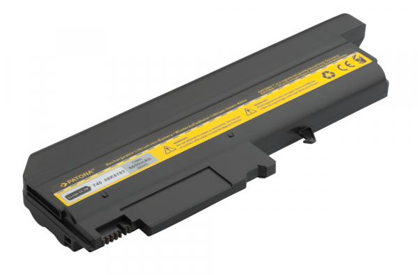 Acumulator Patona pentru IBM T40 ThinkPad R50 R51 T40 T41 T42 T43 1